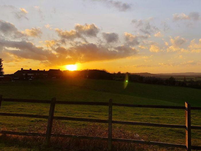 Sun Glare Hill
