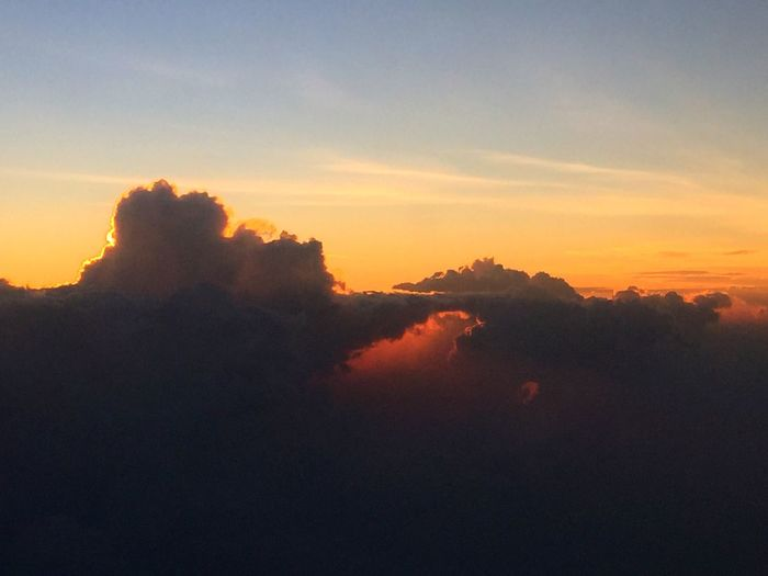 CloudsBridge Enjoying The View Summerinwinter Holidays ☀ Flyght