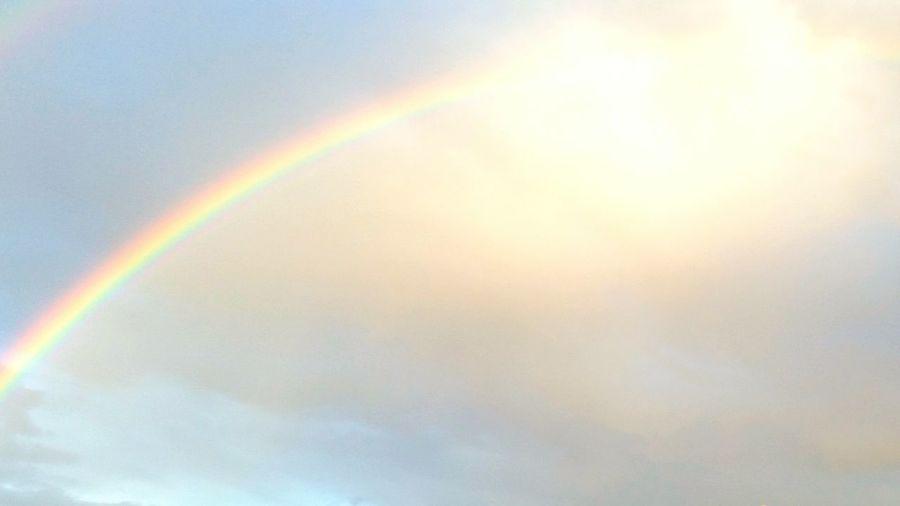 Sunny Rainbow Relaxing
