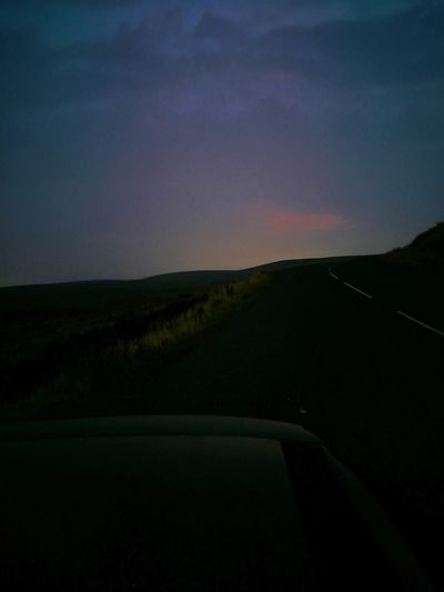 Check This Out Taking Photos Enjoying Life Waiting For The Sunrise Lancashire Early Morning LOOKING EAST Cellphone Photography Winter Hill Bolton 4am