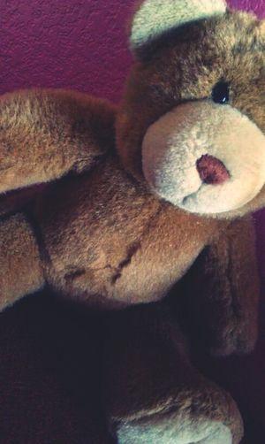 My Teddy Bear :)