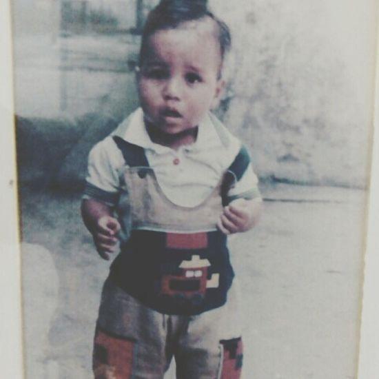 Photography In Motion cuando era muy muy pequeño