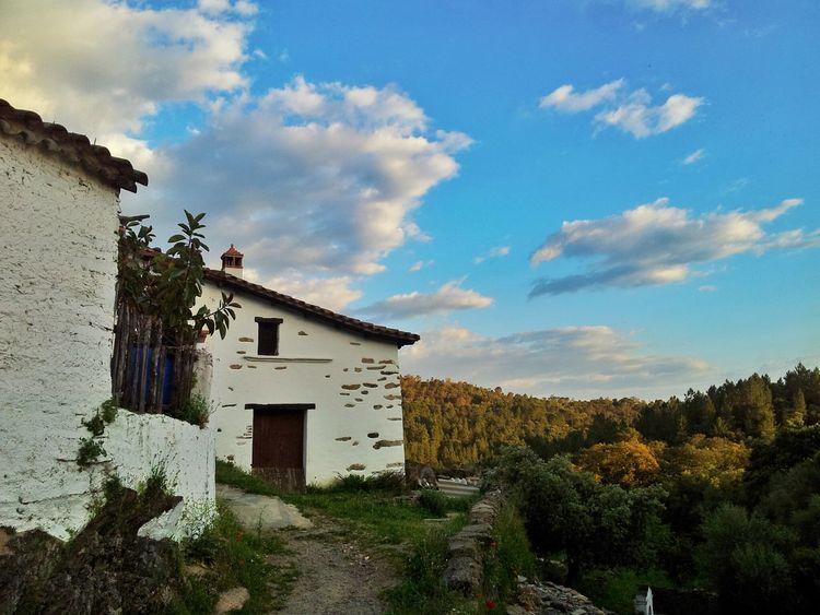 Rebosante de luz y color Destinorural Movilgrafias Huelva SierradeAracena