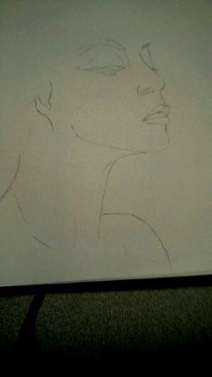 just started a Sketch Art Artist Graphit