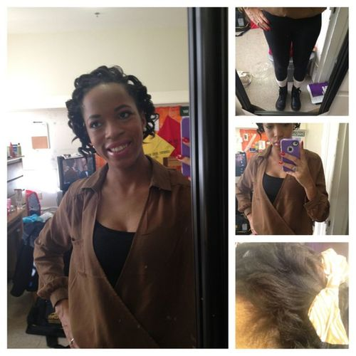 Picstitch  Ootd Fancyfriday Combatbootsandbows