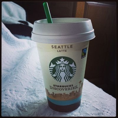 Un cafe para despejar la mente Coffe Starbucks Cold Discoveries seattle latte
