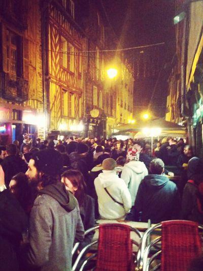 Hanging Out Bretagne Rennes Nightcall Rue De La Soif Transmusicale