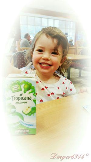 Faye Daughter Cute Toddler