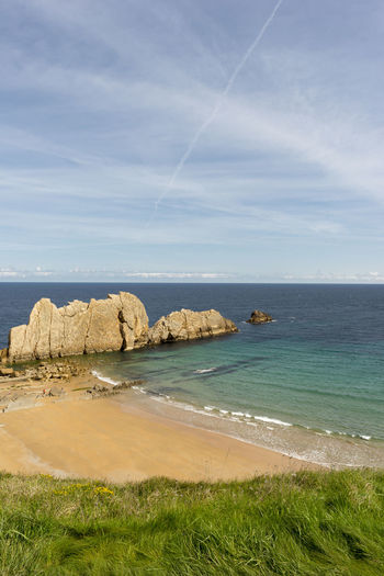 Cantabria Arnia Beach Beauty In Nature Coast Day Horizon Over Water Landscape Nature No People Ocean Outdoors Scenics Sea Sky Tranquil Scene Tranquility Water
