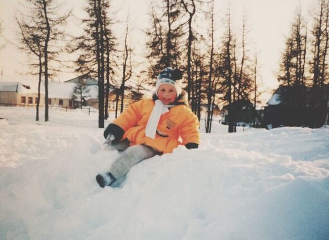 Нарьян-Мар зима