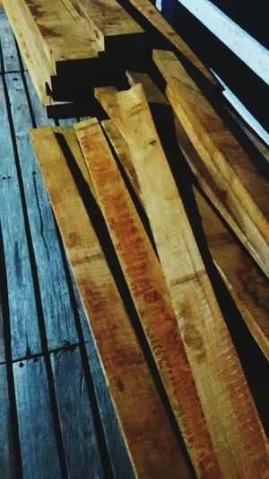 Wood. Wood - Material No People Day Indoors  Architecture Close-up Vertical Symmetry