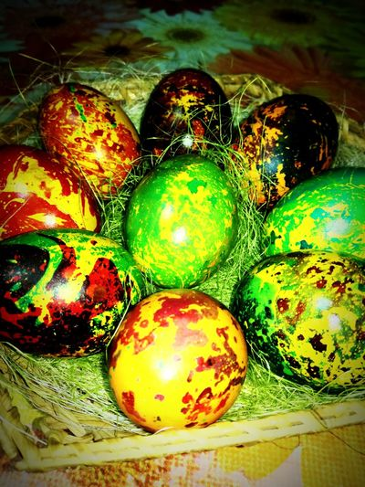 EyeEm Diversity Easter Celebration Easter Egg Tradition Cultures Multi Colored Shiny Bulgaria <3