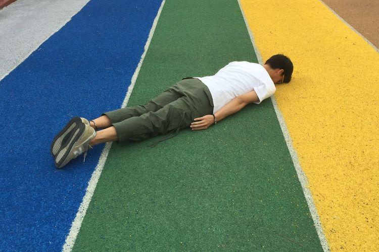 Planking Oldfashioned