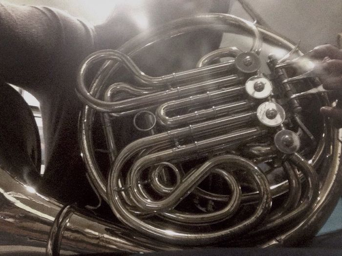 What Does Music Look Like To You? Music French Horn Taking Photos