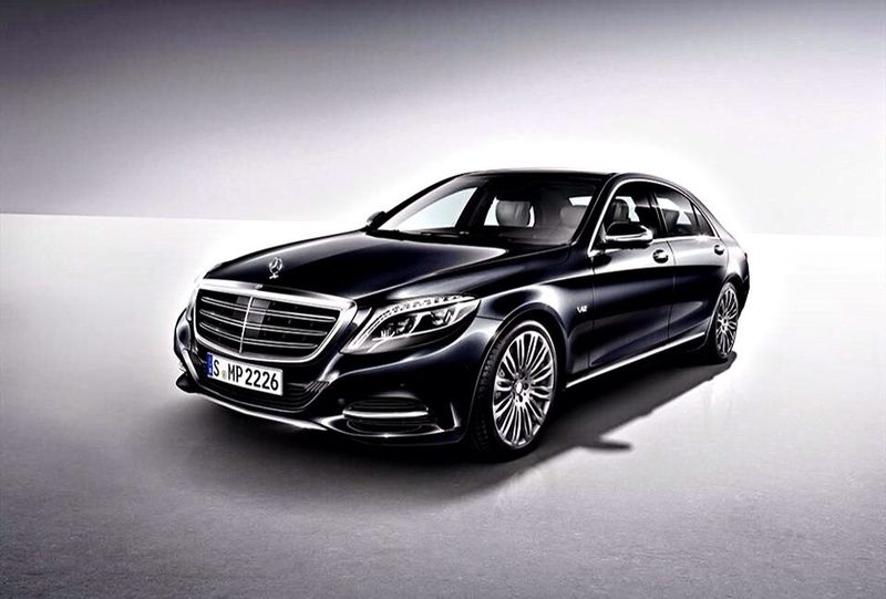 Benz Luxary Cars Mercedes Benz S600 Enjoying Life