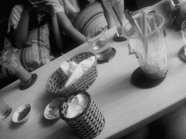 Coffee Milktea Friends After School Fried Potatoes