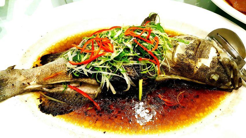 年年有魚 尾牙晚宴 EyeEm Best Shots DELICIOUS FOOD ♡ Taking Photos Dinner Time Eating 老爺酒店 On A Date Fish Enjoying A Meal