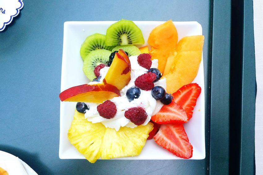 Bergamo Marianna Icecream Colours Fruit