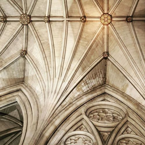 Church Architecture Place Of Worship Religion Church Architecture Church Interior Church Of England Holy Arches Vaulted Ceilings Cathedral Cathedral Ceiling Artofvisuals Stonework Stone