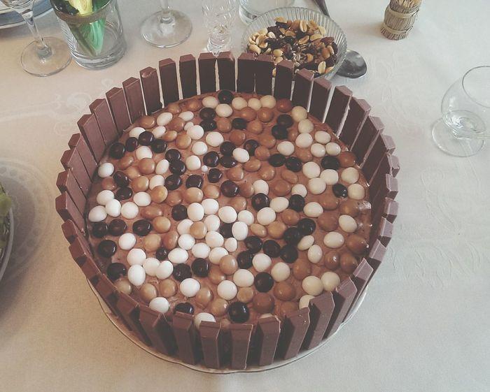 Birthday Cake Kitkat Chocolate Delicious