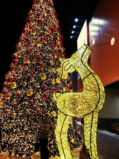 В последние годы именно торговые центры помогают сохранить празднечное настроение