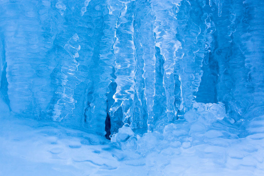Beauty In Nature Blue Close-up Cold Cold Days Cold Temperature Frozen Waterfall Geology Ice Natural Pattern Northern Norway Norway Power In Nature Rock Rock - Object Rough Textured  Winter Color Palette