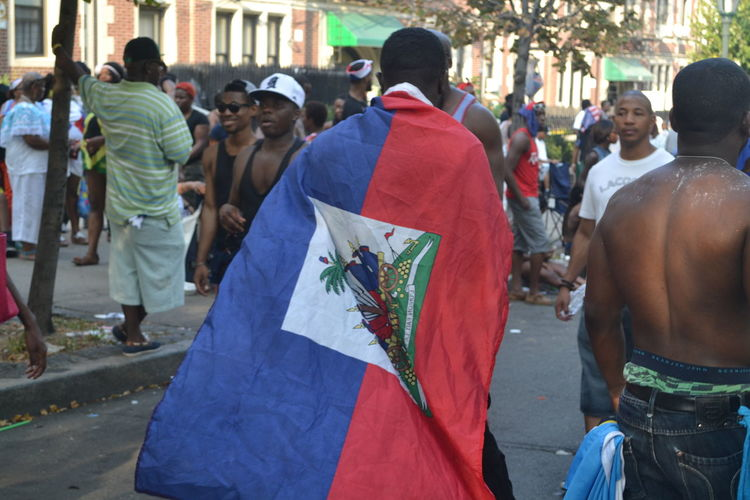 West Indian Day Parade Labor Day BK Haitian Pride Brooklyn