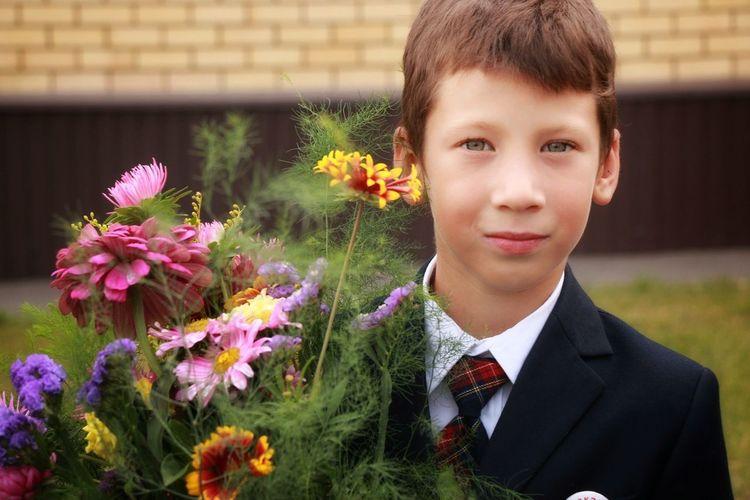 Мой школьник школьник День знаний Сынуля First Eyeem Photo