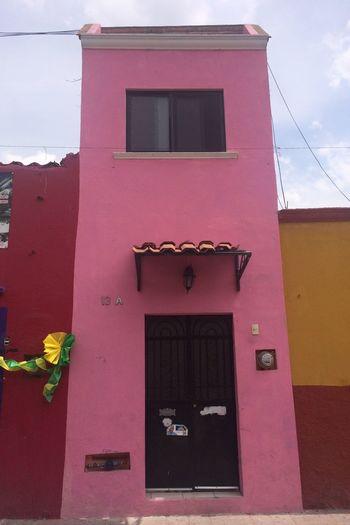 House Thinnest House Casa La Casa Más Estrecha Querétaro