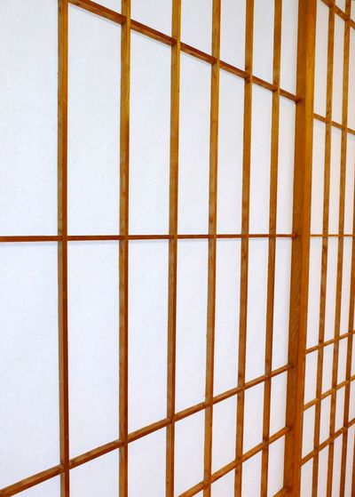 Shoji sliding door from Japan. Paper panel and wooden frame. Architecture Architecture Backgrounds Close-up Day Door Frame Full Frame Indoors  Interior Interior Design Japan Japan Photography Japanese  Japanese Culture Japanese Style No People Paper Paper Panel Shoji Sliding Door Tohoku Traditional Wooden Zen