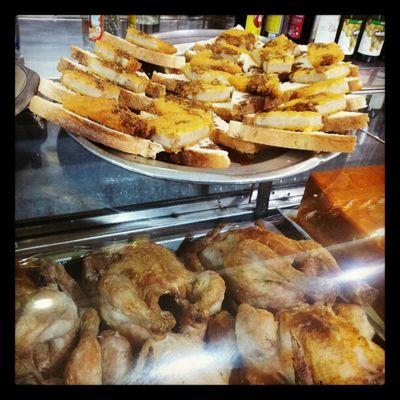 Pollo & empanado MadridTrip