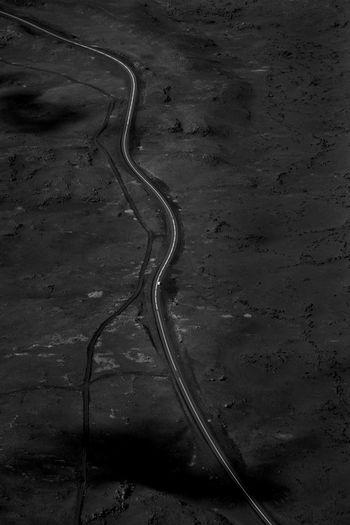 Road. Aerial