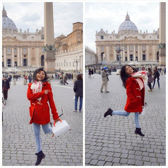👯Me Jump Stpeter Santpeter squarestpetersquarevaticanitaliaitaly
