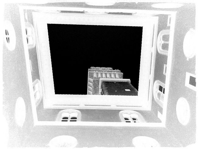 Florence Tower PalazzoVecchio Negative Architecture From My Point Of View