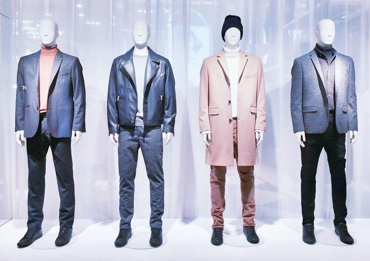 Fashion menswear