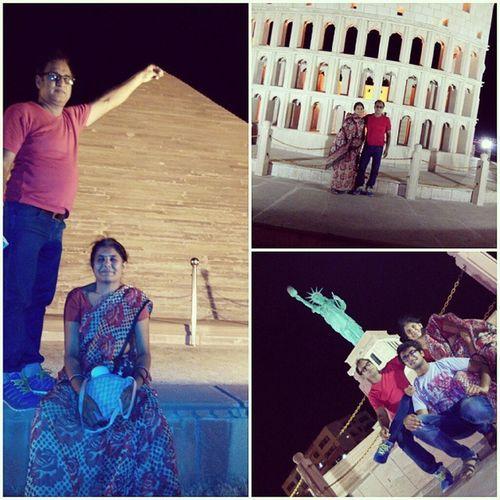 Trip With_family Kota Seven_wonders Night Baarish Awesome Weather Enjoyalot Full_mastii