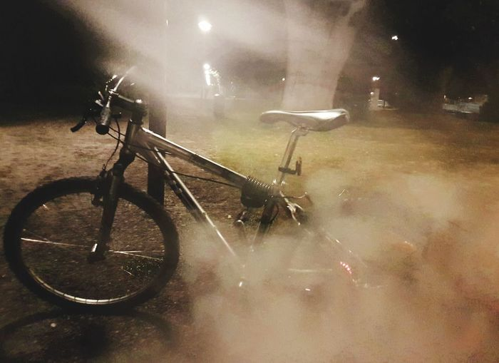 Low Angle View Night Life 🌛 EyeEmNewHere EyeEm Best Shots Photo♡ Photography Is My Escape From Reality! EyeEm Diversity Nature Close-up Outdoors Night Bicycle Spotlight Borderline Nightphotography Belgium♡ Beauty In Nature No People