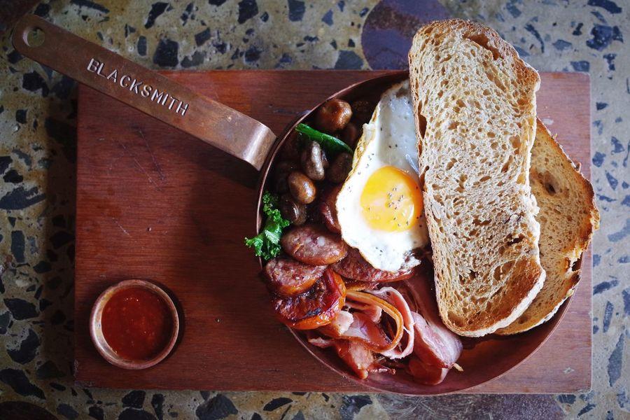 At Blacksmith Café, Surry Hills, Sydney. Brunch Around The World Open Edit Foodporn Breakfast