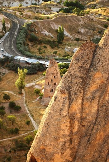 Snakeway Cappadocia Uçhisar Landscape Nature Travel The Great Outdoors With Adobe World Heritage