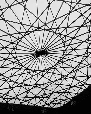 Astonishing Architecture Geometric Shape Window Maritime Museum Amsterdam