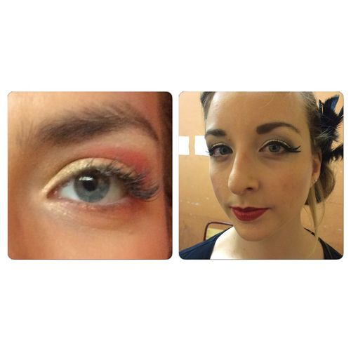 Makeup #makeupartist #love Colors Color Défiler Maquillage