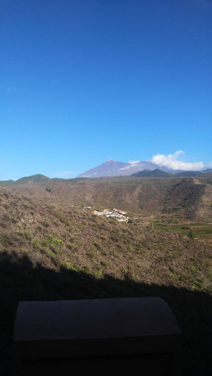 Teide Hidden Village Teide National Park Teide Volcano Landscape Mountain Mountain Range On The Road Teide Teidenationalpark Teide❤