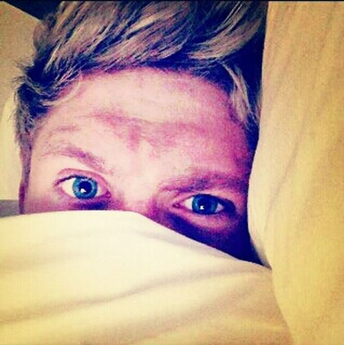 Niall <3 One Direction ❤ Beautiful ♥ Blue Eyes