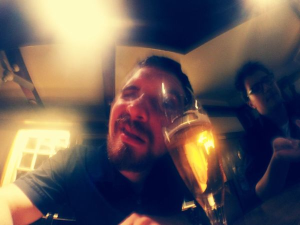 I got my eye on you. Drinking Beer FunnyFaces Reeperbahn  Joinme?