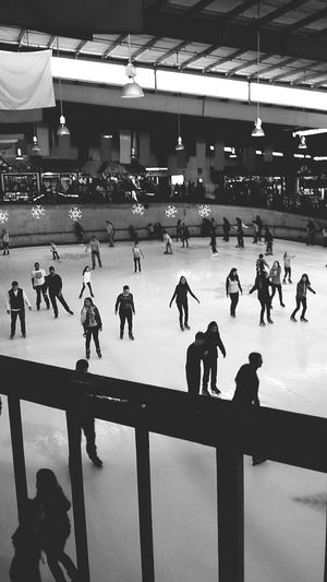 Iceskating Rink Vacation Ober  Gaitlynburg Skate From My Point Of View Ice Crowds Showcase: February