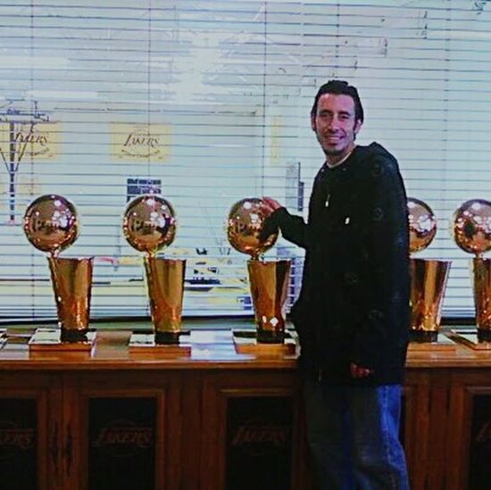 LAKERS❤ ElSegundo NbaChamps Trophies