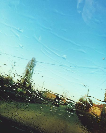 Water Beauty In Nature Windscreen Car Carwash Amazing Huaweiphotography
