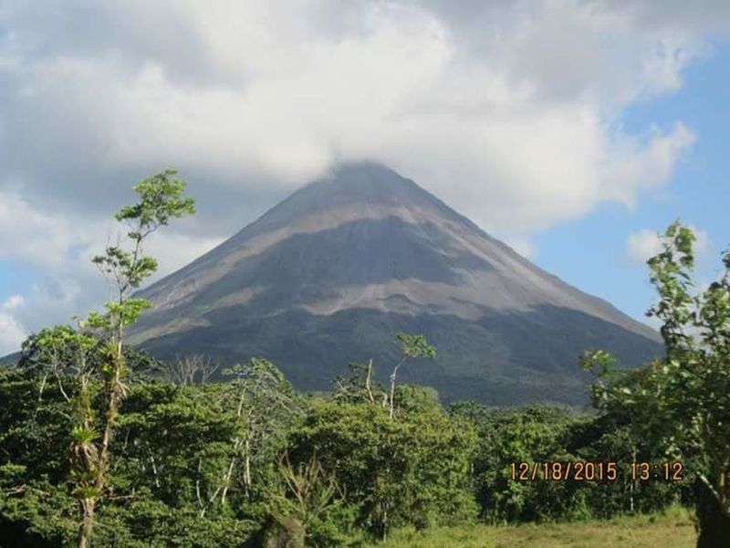 Mount Arenal Costa Rica