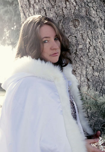 Winter Beautiful Woman Beauty In Nature Close-up Cold Cold Temperature Day Ginacollins Leisure Activity Lifestyles Looking At Camera Nature One Person Outdoors People Portrait Real People Snow Snow Queen Tree Tree Trunk Warm Clothing Winter Women Young Adult Young Women