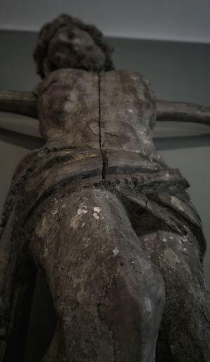 Wooden Christ Christianity Jesus Chrystus Krzyż Chrystusowy Krzyż Jezus Rzezba Drewniana Rzeźba Sculpture Wooden Sculpture Gallery Galeria Muzeum Museum